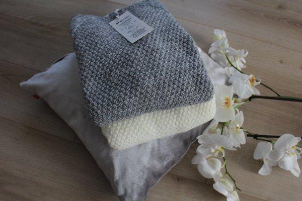 MKMSwetry Anastazja SWE 014 ecru sweter damski