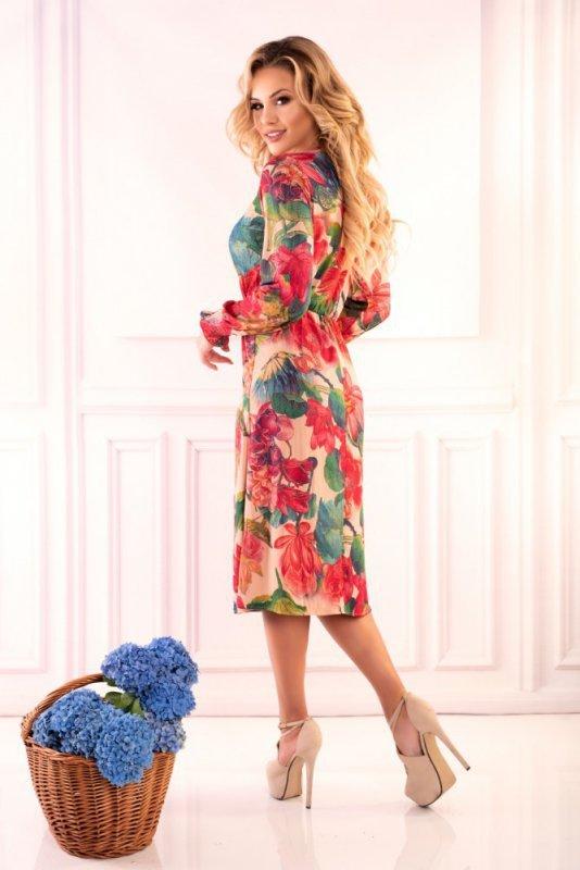 Merribel Brithean Beige sukienka damska