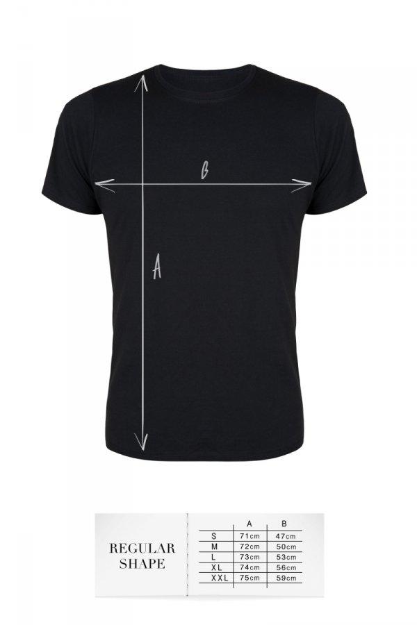 Demoniq TSHRB003 Koszulka męska