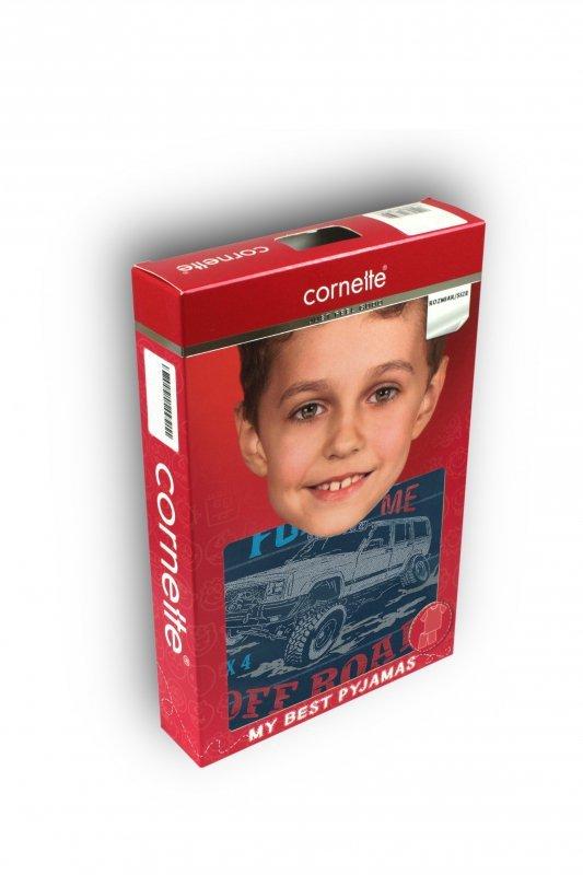 Cornette 478/124 kids Follow me piżama chłopięca