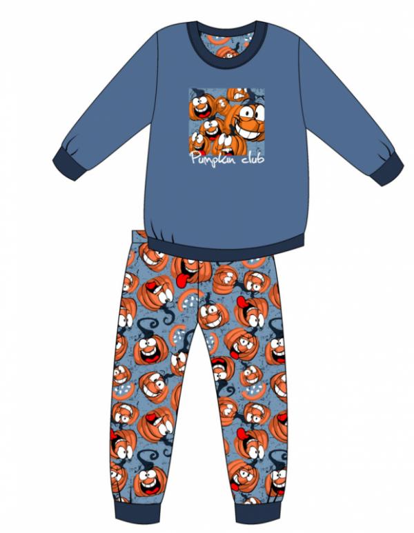 Cornette 776/123 Pumpkin piżama chłopięca