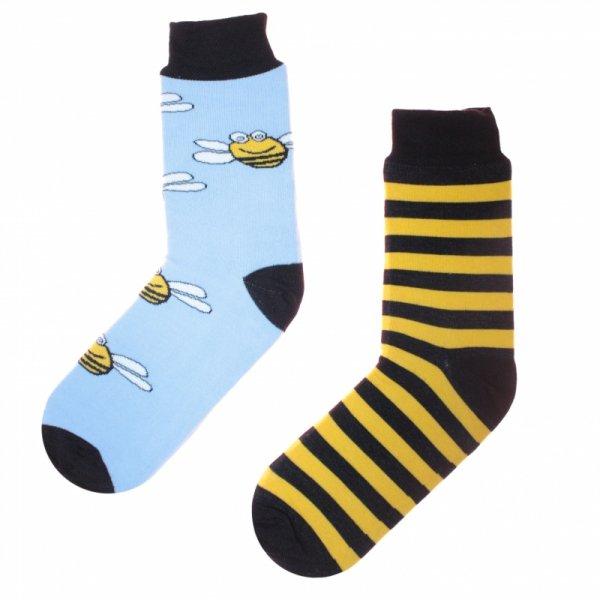 Skarpol Funny 80 Pszczoła skarpety