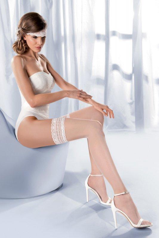 Gabriella Wedding Princessa 01 Code 185 pończochy