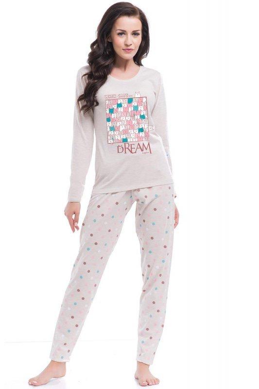 Dobranocka PM.8036 piżama damska