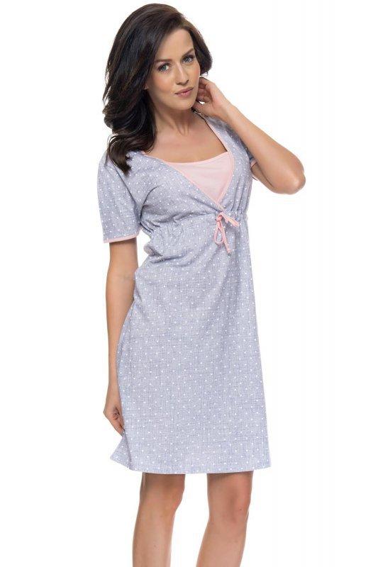 Dn-nightwear TCB.4044 koszula nocna