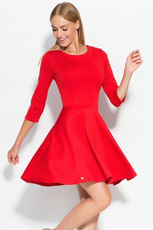Makadamia M319 sukienka
