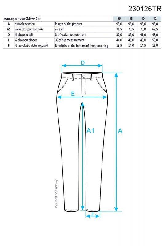 Ennywear 230126 spodnie