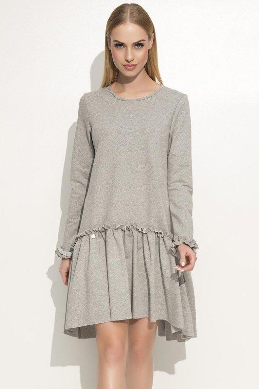 Makadamia M336 sukienka