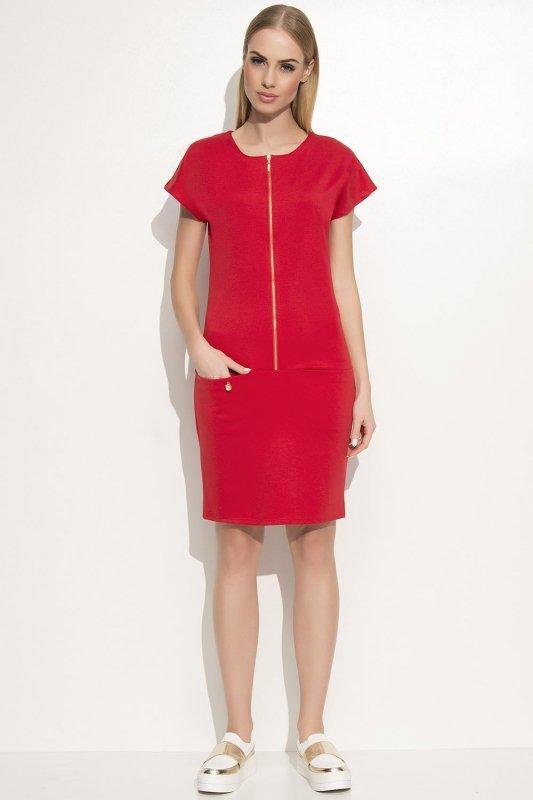 Makadamia M346 sukienka