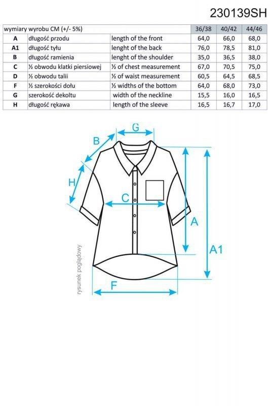 Ennywear 230139 koszula