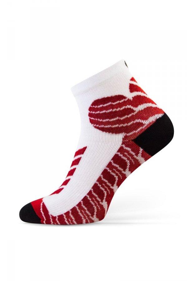 Sesto Senso Sport Socks białe Skarpety