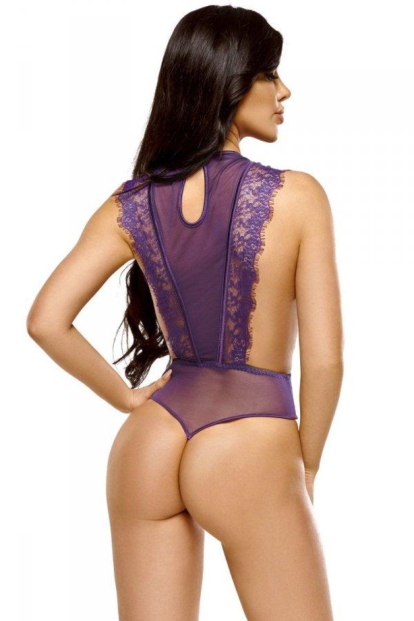 Beauty Night Emiliana purple Body