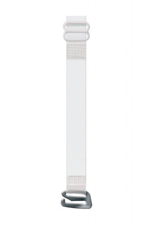 Julimex silikonowe rt 04 10mm metal srebro ramiączka