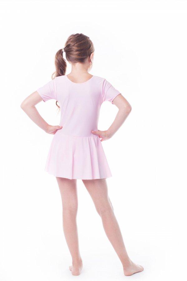 Shepa Kostium gimnastyczny ze spódniczką (B15)