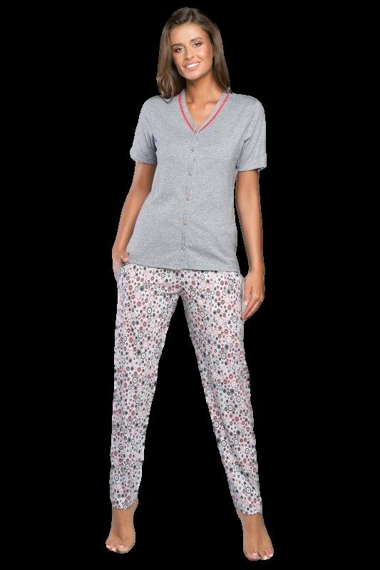 Italian Fashion Bimala kr.r. dł.sp piżama damska