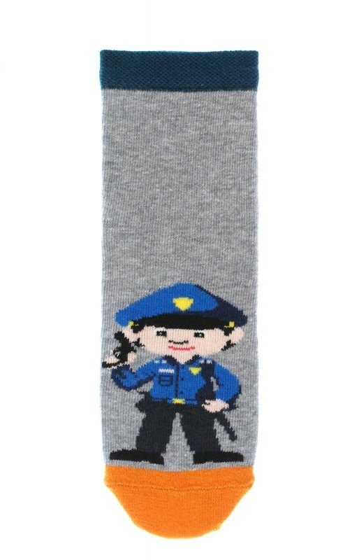 Bratex 9706 Happy Socks Kids Boy 22-29 skarpetki
