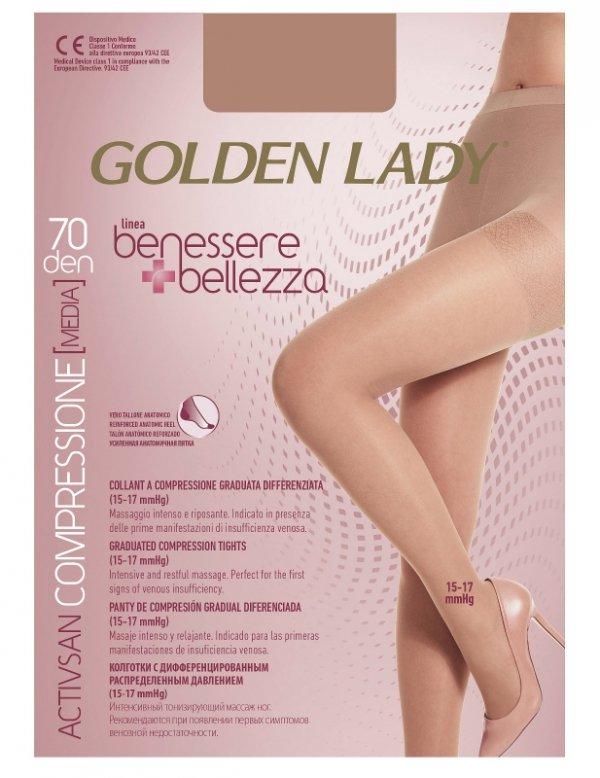 Golden Lady Benessere & Bellezza 70 den rajstopy damskie