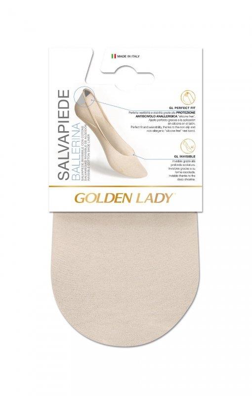 Golden Lady Ballerina 6P Cotton A'2 2-pack stopki