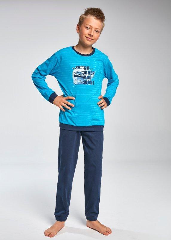 Cornette Young Boy 966/80 Go piżama chłopięca