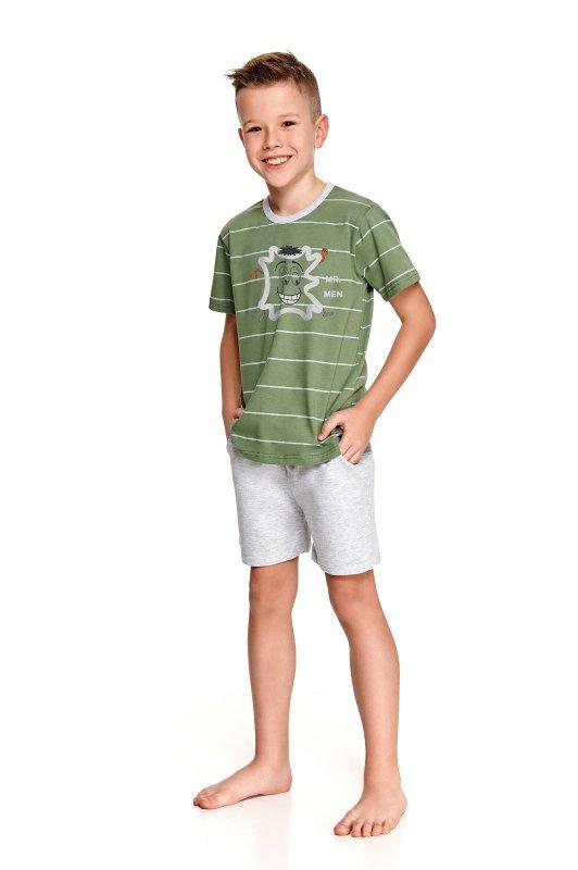 Taro Karolek 2523 122-140 L'21 piżama chłopięca