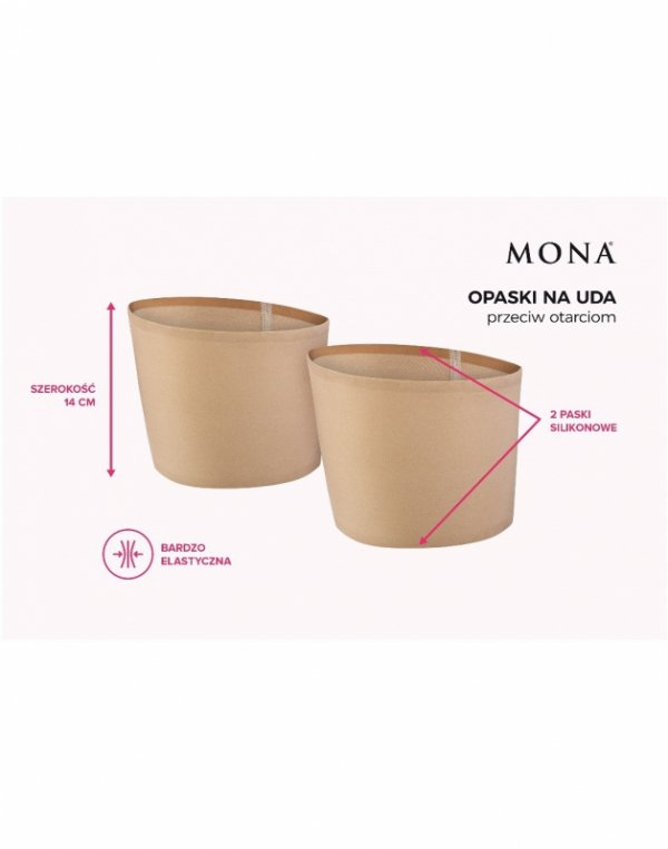 Mona 01 opaska na uda