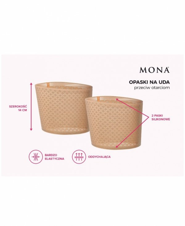 Mona 02 opaska na uda