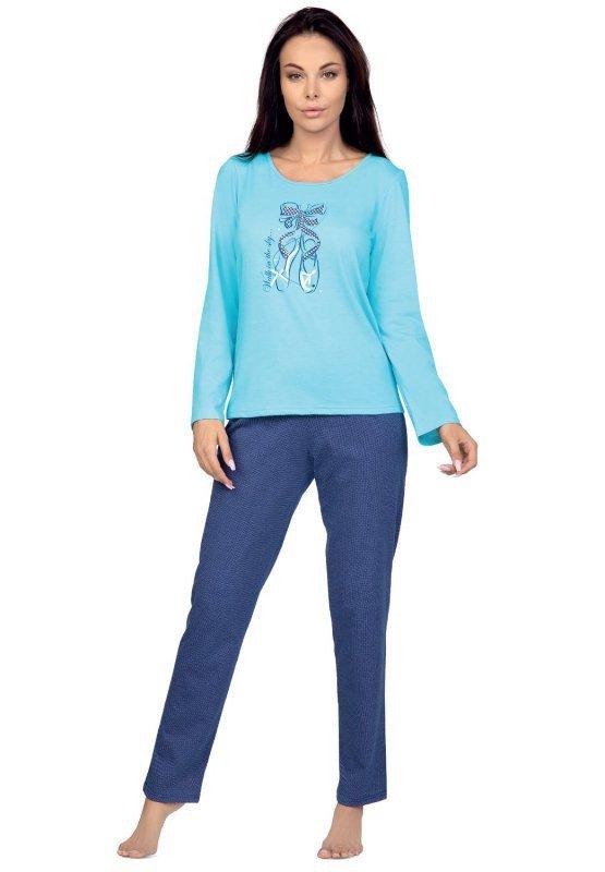 Regina 977 piżama damska plus size