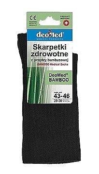JJW Deo Med zdrowotne/Bamboo skarpety