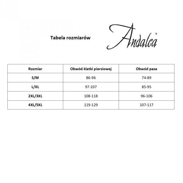 Andalea MC/9025 Desire pink Stringi męskie