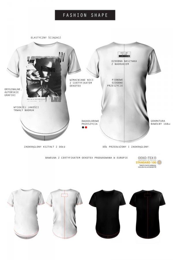 Demoniq TSHFB003 Koszulka męska