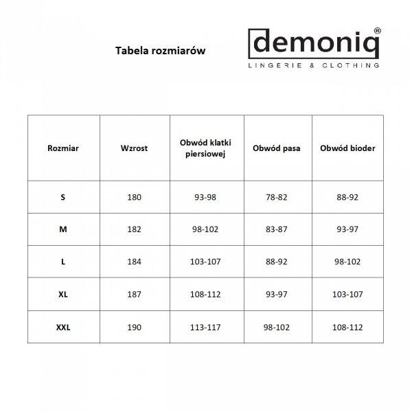 Demoniq TSHRB004 Koszulka męska