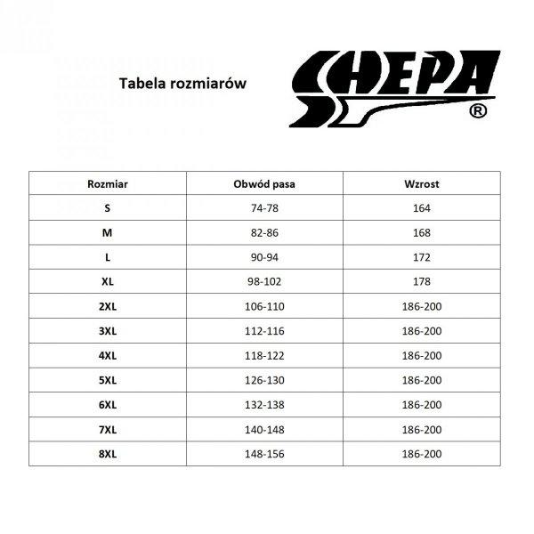 Shepa 408 Kąpielówki B1D24/12