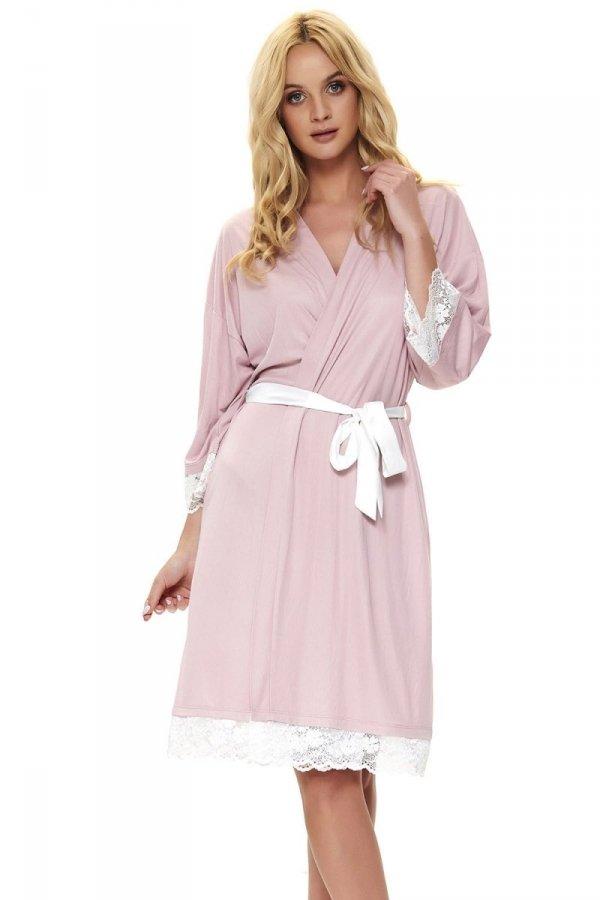 Dn-nightwear SWW.9710 szlafrok damski