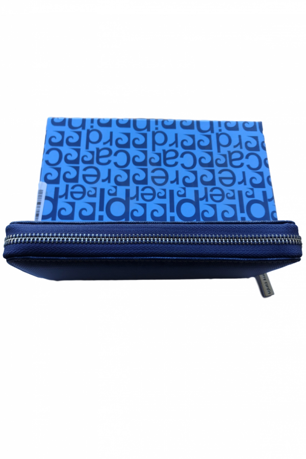 Pierre Cardin 457 jaguard blu Portfel damski