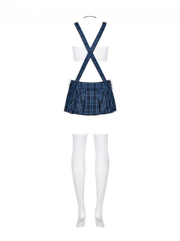 Obsessive Studygirl Kostium 5-częściowy