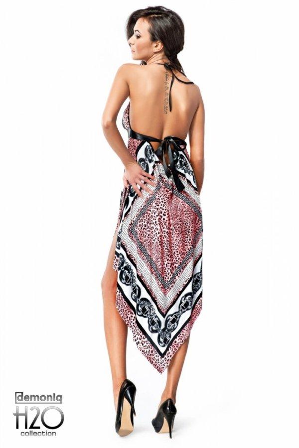 Demoniq Danielle róż Sukienka plażowa