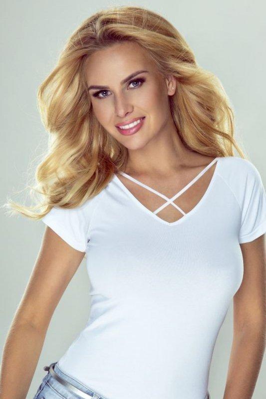 7ec39280 Eldar Rene biały bluzka damska