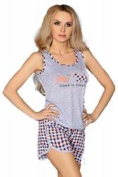 MODEL 720 ORANGE piżama