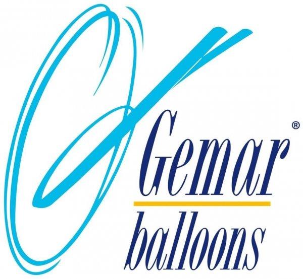 Balony do modelowania Gemar, 250 szt., MIX