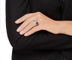 pierścionek Swarovski 5252361 • ONE ZERO • Modne zegarki i biżuteria • Autoryzowany sklep