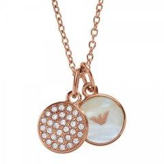 naszyjnik Emporio Armani EGS2158221 • ONE ZERO • Modne zegarki i biżuteria • Autoryzowany sklep