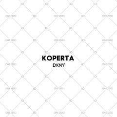 koperta stalowa DKNY
