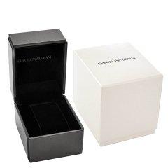 pudełko do zegarka Emporio Armani • ONE ZERO | Time For Fashion