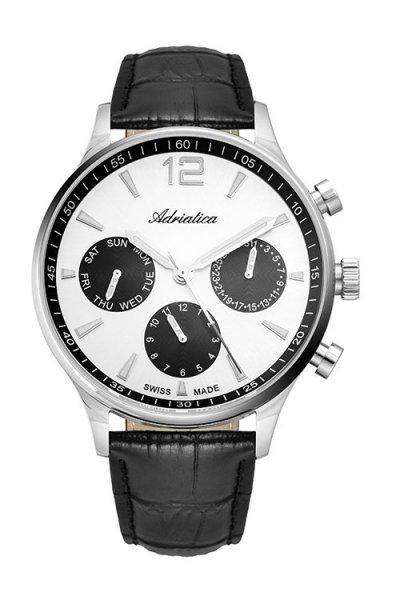 zegarek Adriatica A8263.5253QF • ONE ZERO • Modne zegarki i biżuteria • Autoryzowany sklep