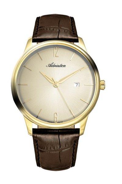 zegarek Adriatica A8269.1251Q • ONE ZERO • Modne zegarki i biżuteria • Autoryzowany sklep