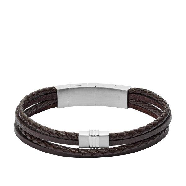 bransoletka Fossil JF02934040 • ONE ZERO • Modne zegarki i biżuteria • Autoryzowany sklep