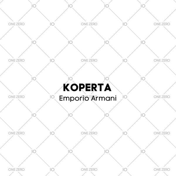 koperta Emporio Armani • ONE ZERO • Modne zegarki i biżuteria • Autoryzowany sklep