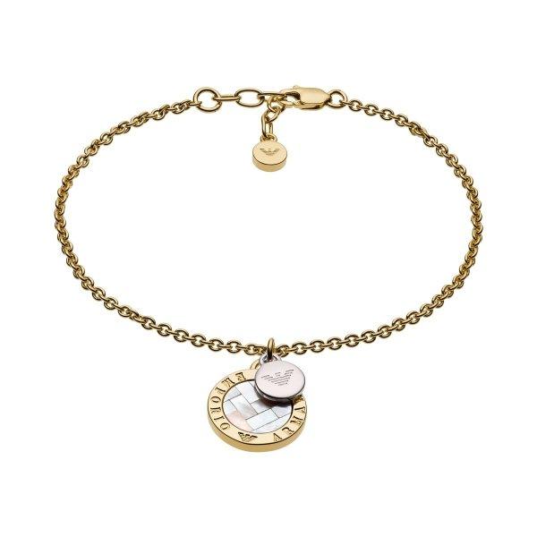 bransoletka Emporio Armani EG3419710 • ONE ZERO • Autoryzowany sklep