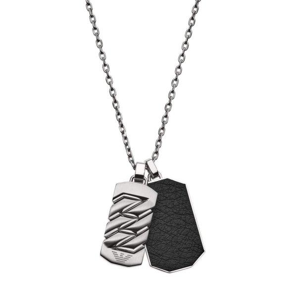 naszyjnik Emporio Armani EGS2437040 • ONE ZERO • Modne zegarki i biżuteria • Autoryzowany sklep