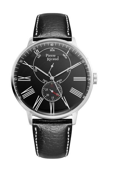 zegarek Pierre Ricaud P97219.5234QF • ONE ZERO • Modne zegarki i biżuteria • Autoryzowany sklep